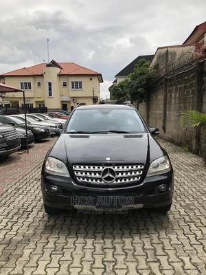 Mercedes-Benz M Class 2006 Black   Cars for sale in Lagos State, Magodo