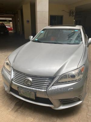 Lexus ES 2007 350 Silver | Cars for sale in Abuja (FCT) State, Central Business District