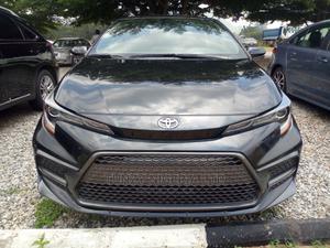 Toyota Corolla 2021 Black | Cars for sale in Abuja (FCT) State, Kubwa