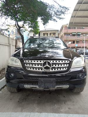 Mercedes-Benz M Class 2008 Edition 10 ML 350 4Matic Black   Cars for sale in Lagos State, Yaba