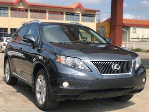 Lexus RX 2011 350 Blue | Cars for sale in Lagos State, Alimosho