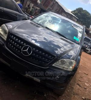 Mercedes-Benz M Class 2006 Black   Cars for sale in Abuja (FCT) State, Lugbe District