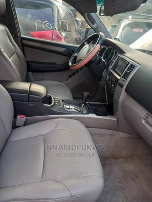 Toyota 4-Runner 2009 Limited 4x4 V6 Gray | Cars for sale in Abuja (FCT) State, Apo District