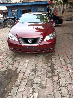 Lexus ES 2008 350 Burgandy   Cars for sale in Lagos State, Magodo