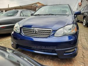 Toyota Corolla 2007 S Blue | Cars for sale in Lagos State, Ikeja