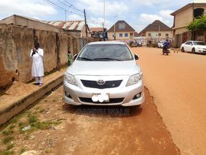 Toyota Corolla 2010 Silver | Cars for sale in Kaduna State, Kaduna / Kaduna State