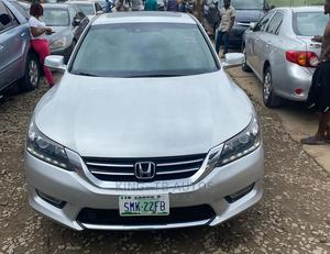 Honda Accord 2013 Silver | Cars for sale in Lagos State, Ogba