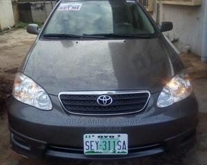 Toyota Corolla 2006 S Gray   Cars for sale in Oyo State, Ibadan