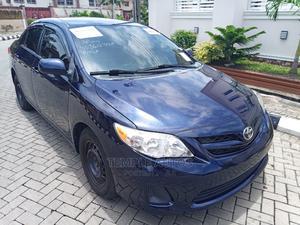 Toyota Corolla 2011 Blue | Cars for sale in Lagos State, Amuwo-Odofin