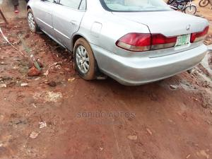 Honda Accord 2002 Silver   Cars for sale in Lagos State, Ikeja
