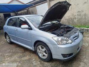 Toyota Corolla 2004 1.4 D Automatic Blue | Cars for sale in Lagos State, Isolo