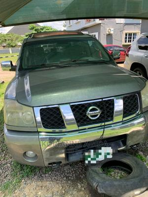 Nissan Armada 2006 4x4 LE Gray | Cars for sale in Cross River State, Calabar