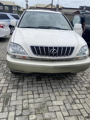 Lexus RX 2001 White | Cars for sale in Lagos State, Ajah