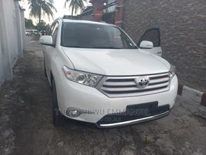 Toyota Highlander 2010 Limited White   Cars for sale in Lagos State, Amuwo-Odofin