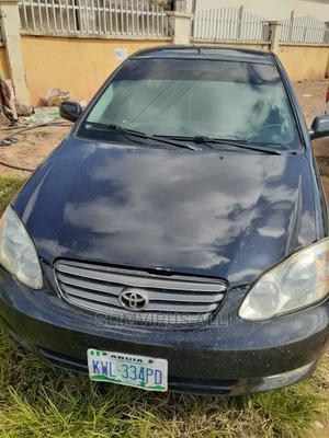 Toyota Corolla 2003 Sedan Automatic Black   Cars for sale in Abuja (FCT) State, Garki 2