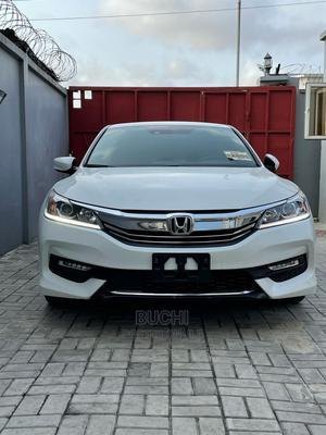 Honda Accord 2016 White | Cars for sale in Enugu State, Enugu