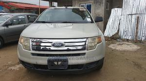 Ford Edge 2007 SE 4dr FWD (3.5L 6cyl 6A) White | Cars for sale in Lagos State, Alimosho