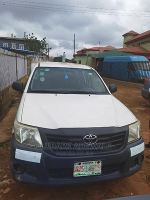 Toyota Hilux 2015 SR5 Off white | Cars for sale in Lagos State, Ikeja