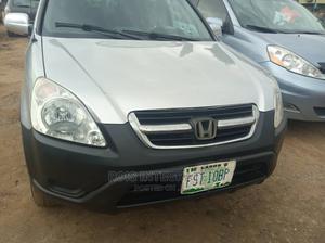 Honda CR-V 2004 Silver | Cars for sale in Lagos State, Ipaja