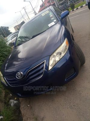 Toyota Camry 2011 Blue   Cars for sale in Lagos State, Ikeja