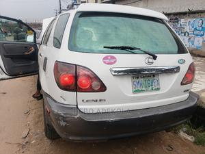 Lexus RX 2000 300 2WD White | Cars for sale in Lagos State, Ikeja