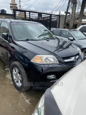 Acura MDX 2006 Black | Cars for sale in Lagos State, Surulere