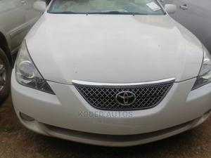 Toyota Solara 2006 3.3 Convertible White | Cars for sale in Lagos State, Alimosho
