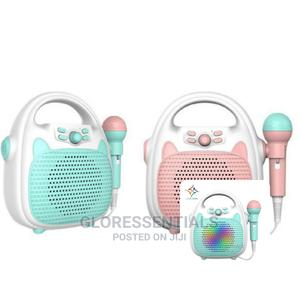 Chidren Rechargeable Karaoke Machine   Babies & Kids Accessories for sale in Lagos State, Ikeja