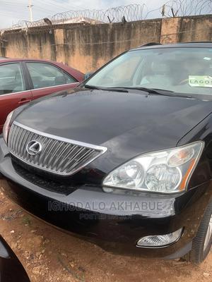 Lexus RX 2008 350 AWD Black | Cars for sale in Edo State, Benin City