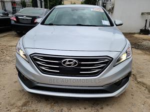 Hyundai Sonata 2017 Silver | Cars for sale in Lagos State, Ikeja