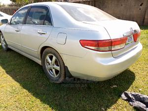 Honda Accord 2004 Silver   Cars for sale in Abuja (FCT) State, Apo District