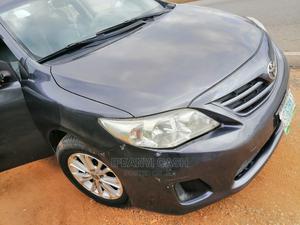 Toyota Corolla 2011 Gray | Cars for sale in Abuja (FCT) State, Gwarinpa
