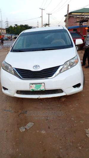 Toyota Sienna 2012 White | Cars for sale in Lagos State, Alimosho
