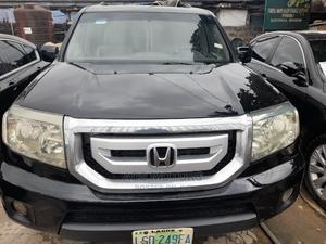 Honda Pilot 2009 EX 4dr SUV (3.5L 6cyl 5A) Black | Cars for sale in Lagos State, Surulere