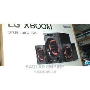 LG XBOOM Bluetooth Home Audio Speaker System - LK 72B   Audio & Music Equipment for sale in Lagos State, Lekki