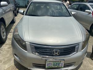 Honda Accord 2008 Silver   Cars for sale in Rivers State, Port-Harcourt