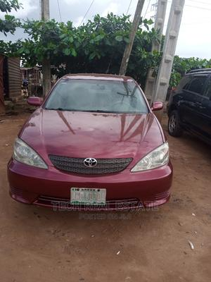 Toyota Camry 2003 Red | Cars for sale in Lagos State, Ikorodu