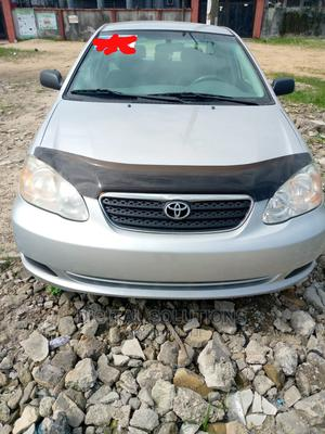 Toyota Corolla 2006 Silver | Cars for sale in Lagos State, Ajah