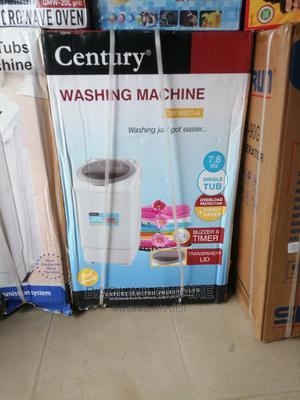 Century Washing Machine Single Tub-7.8kg | Home Appliances for sale in Lagos State, Lekki