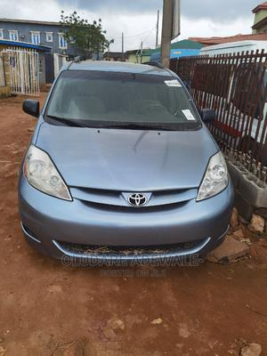 Toyota Sienna 2006 CE FWD Blue | Cars for sale in Lagos State, Ikeja