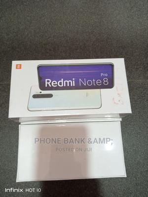 New Xiaomi Redmi Note 8 Pro 128 GB Green | Mobile Phones for sale in Lagos State, Agege