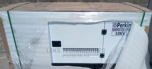 10kva Perkins Soundproof Noiseless Engine Generator | Electrical Equipment for sale in Lagos State, Ojo