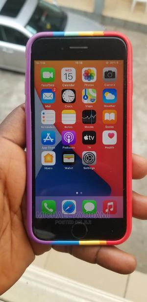 Apple iPhone 7 32 GB Black | Mobile Phones for sale in Lagos State, Ikeja