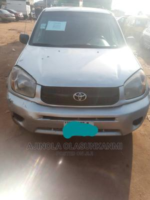 Toyota RAV4 2005 2.4 Silver | Cars for sale in Lagos State, Agege