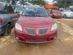 Pontiac Vibe 2005 1.8 AWD Red   Cars for sale in Lagos State, Ikotun/Igando