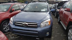 Toyota RAV4 2007 Limited 4x4 Blue   Cars for sale in Lagos State, Amuwo-Odofin