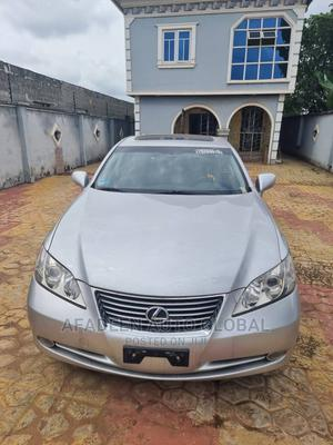 Lexus ES 2008 350 Silver | Cars for sale in Lagos State, Ipaja