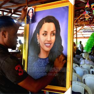 Portrait Paintings, Abstract Paintings, Survenirs,   Arts & Crafts for sale in Edo State, Benin City