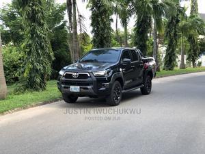 New Toyota Hilux 2021 Black | Cars for sale in Abuja (FCT) State, Garki 2