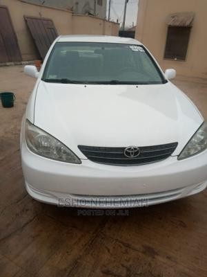 Toyota Camry 2004 White | Cars for sale in Osun State, Ilesa